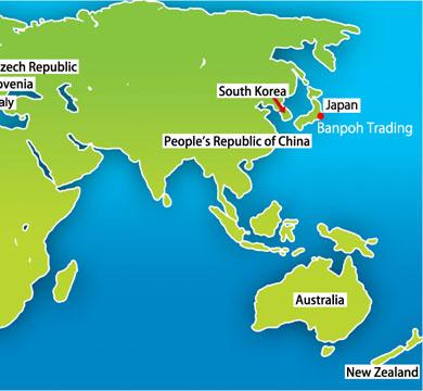 Major trading countries banpoh trading worldmap l worldmap r gumiabroncs Image collections